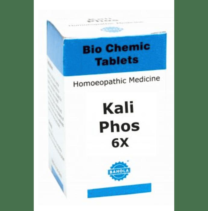 Bahola Kali Phos Biochemic Tablet 6X