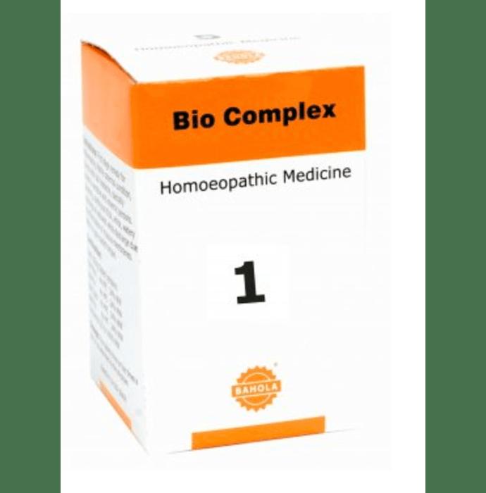 Bahola Bio Complex 1 Biocombination Tablet