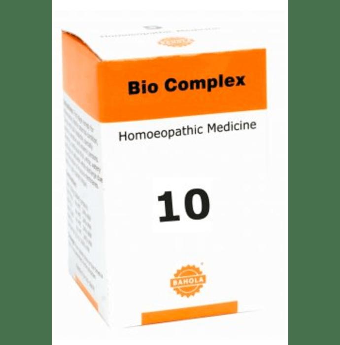 Bahola Bio Complex 10 Biocombination Tablet