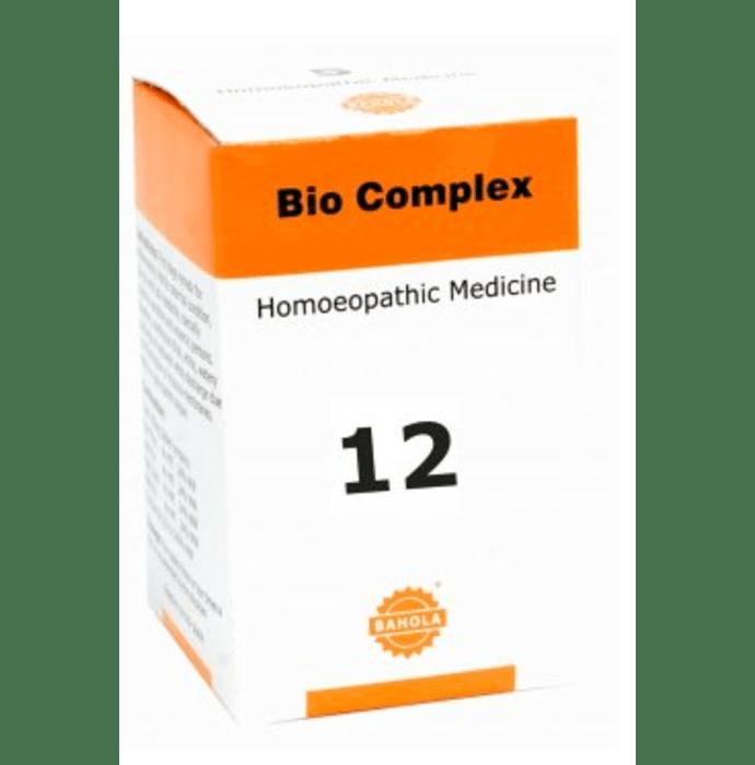 Bahola Bio Complex 12 Biocombination Tablet