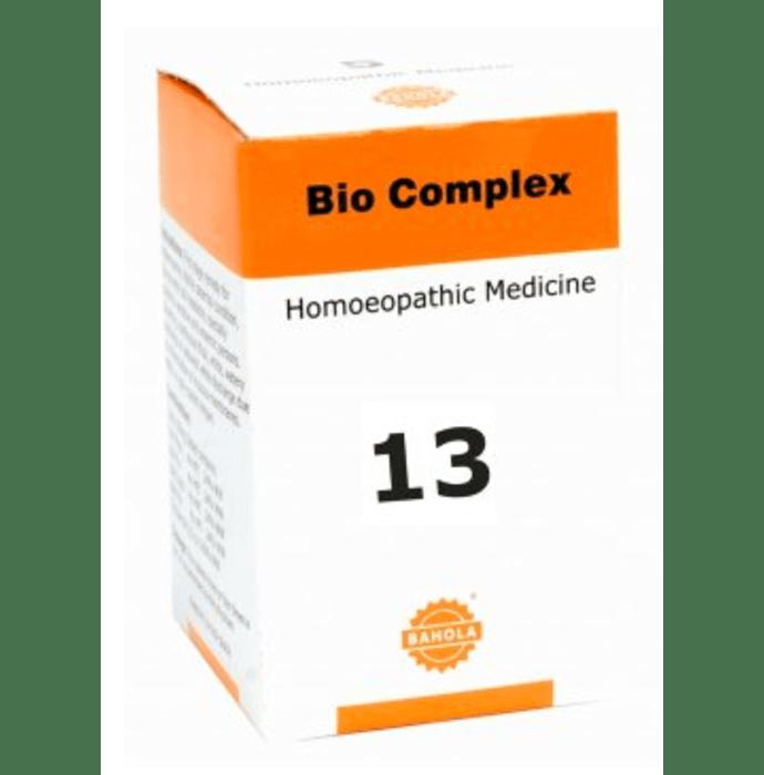 Bahola Bio Complex 13 Biocombination Tablet