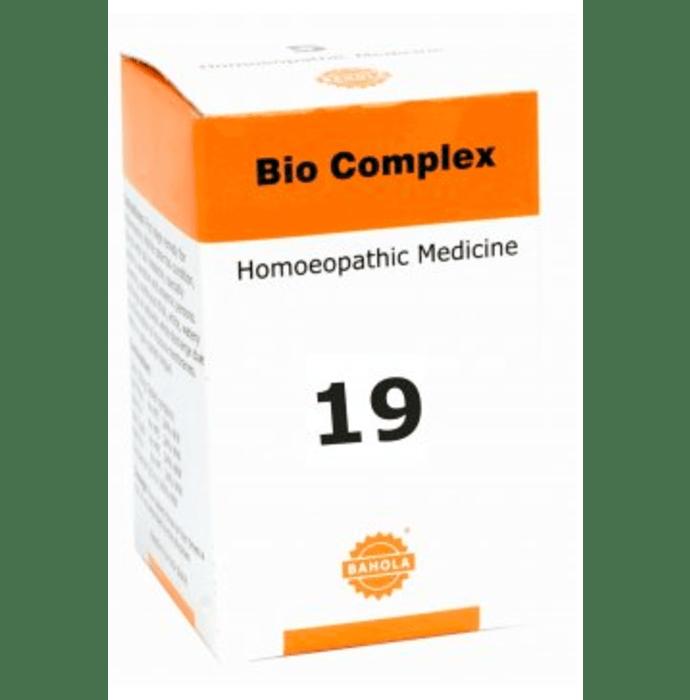 Bahola Bio Complex 19 Biocombination Tablet