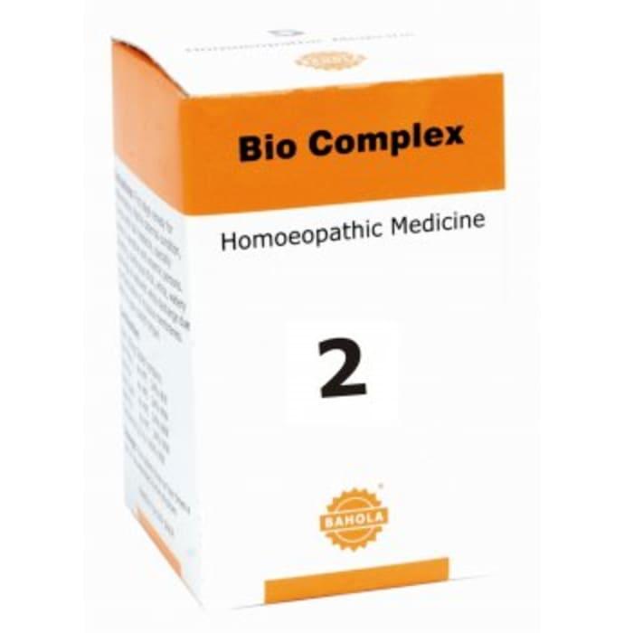 Bahola Bio Complex 2 Biocombination Tablet