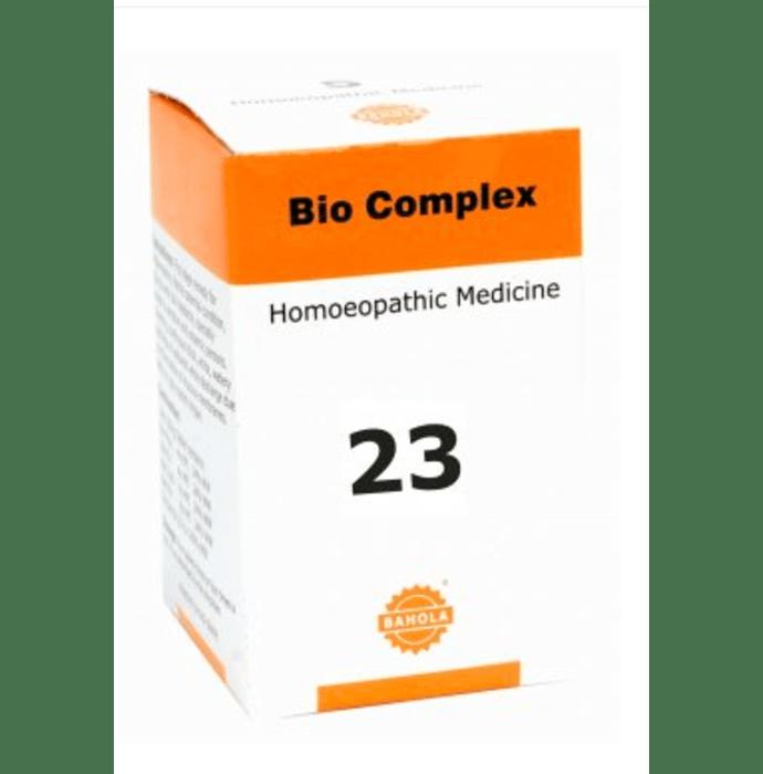 Bahola Bio Complex 23 Biocombination Tablet