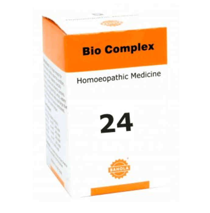 Bahola Bio Complex 24 Biocombination Tablet
