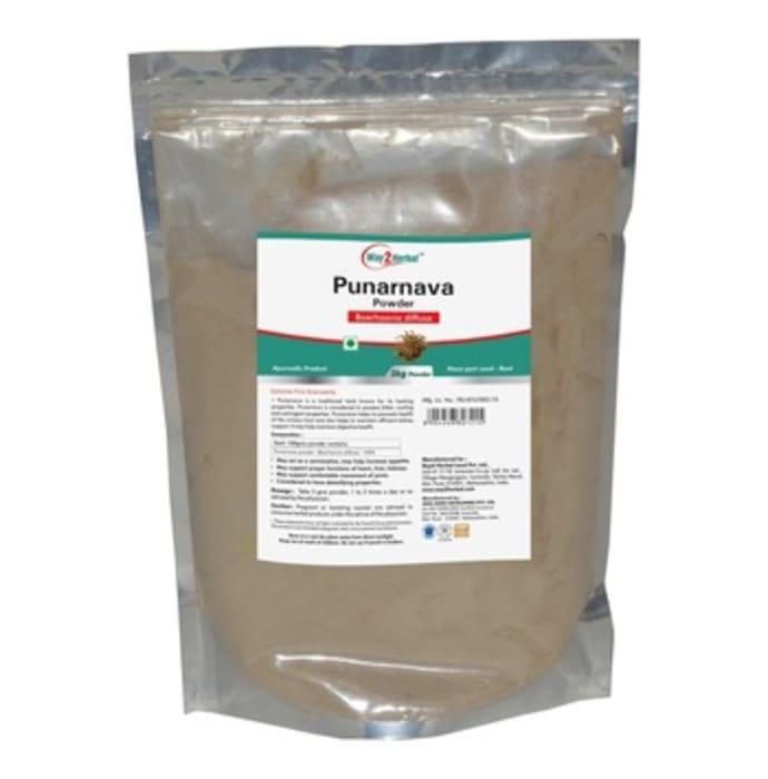 Way2Herbal Punarnava Powder