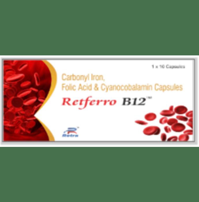 Retferro B12 Capsule