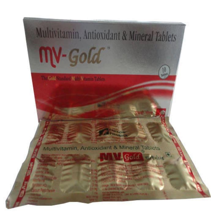 MV -Gold Tablet