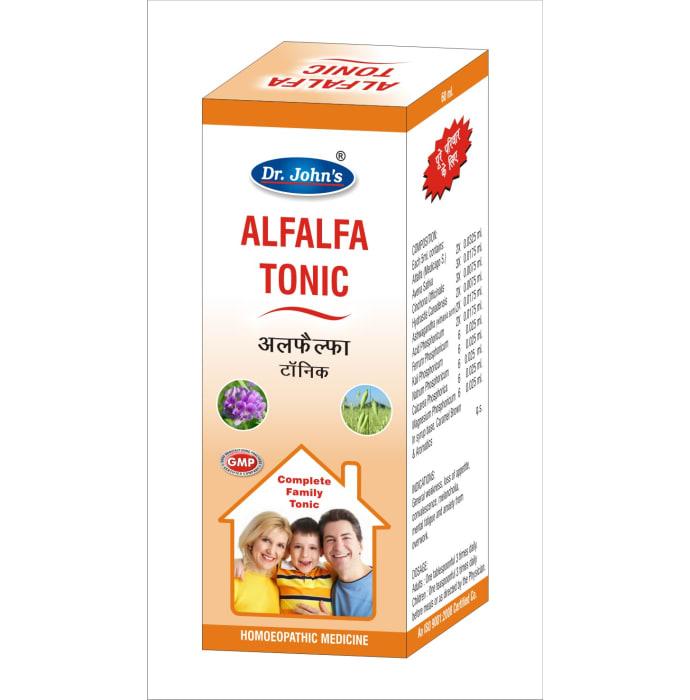 Dr. Johns Alfalfa Tonic