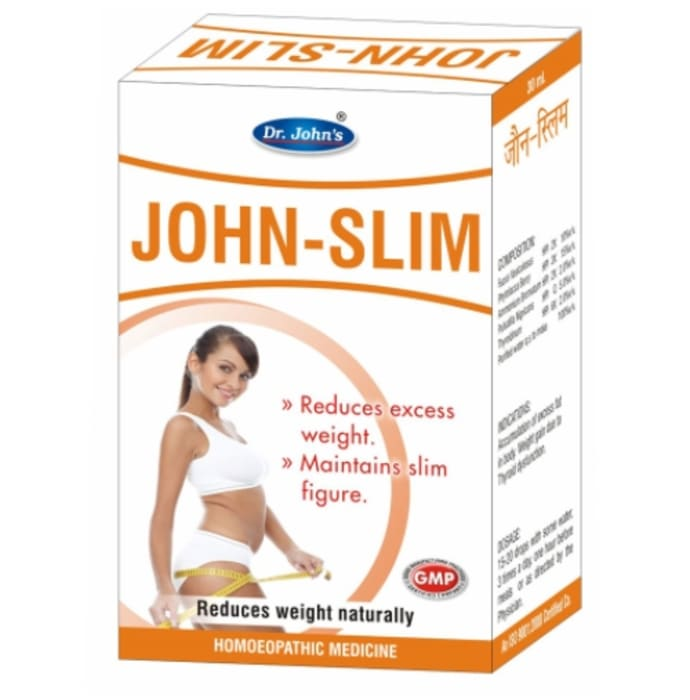 Dr. Johns John Slim Drop