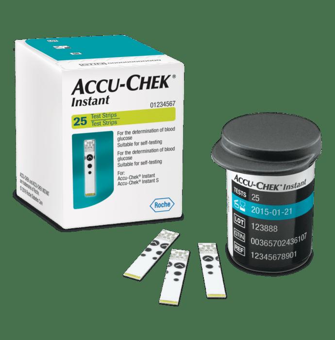 Accu-Chek Instant Test Test Strip