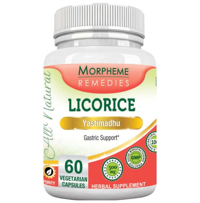 Morpheme  Licorice Capsule