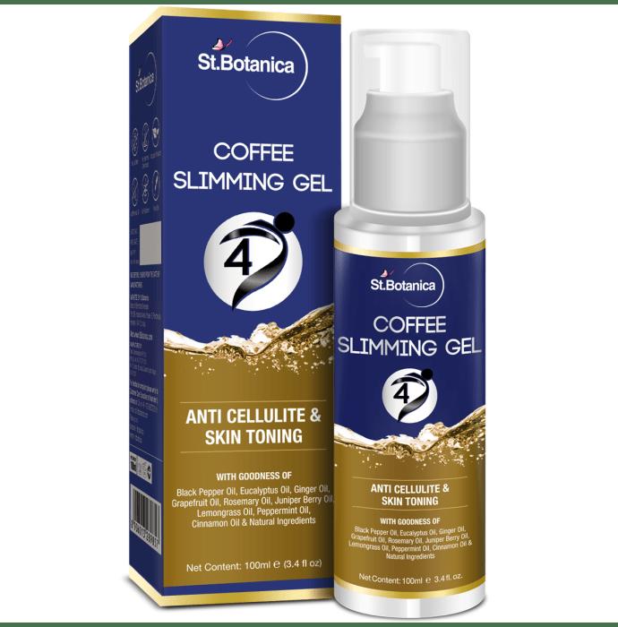 St.Botanica 4D Coffee Slimming Gel