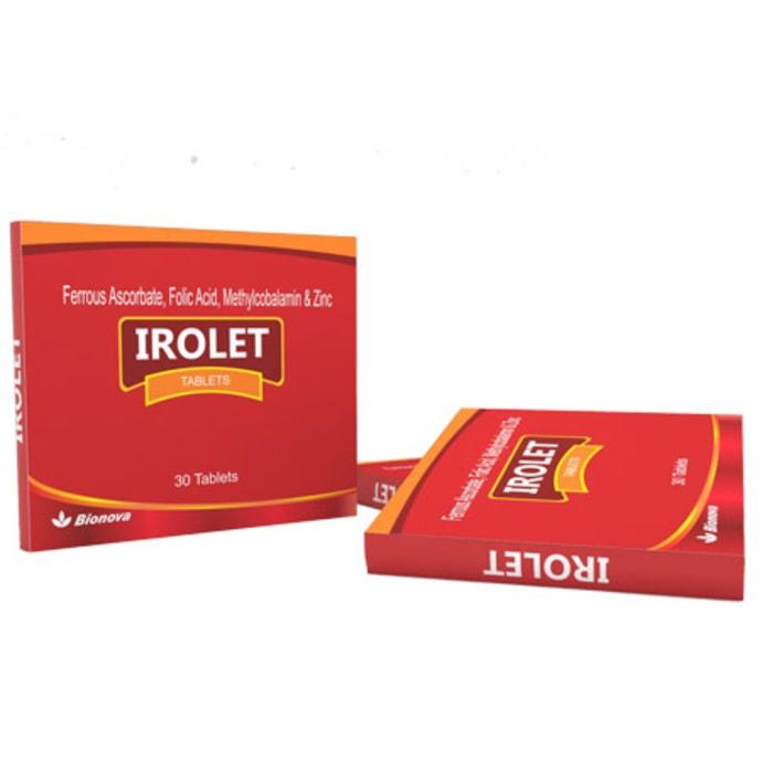 Irolet Tablet