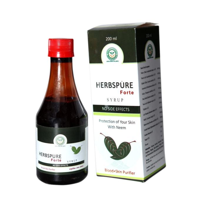 Venus Ayurveda Herbspure Forte Syrup
