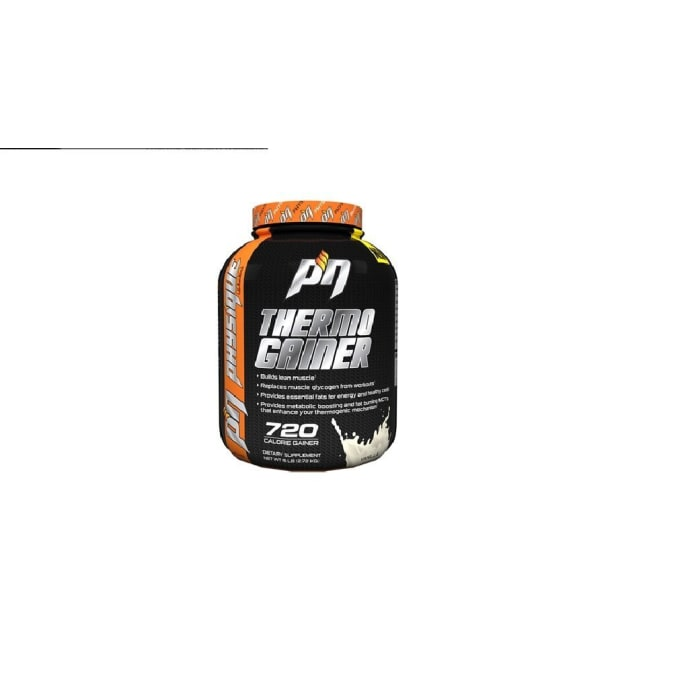 Physique Nutrition Thermo Gainer Vanilla