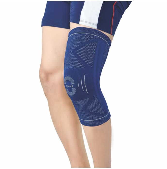 Genugrip ML Knee Brace with Medio Lateral Stays L