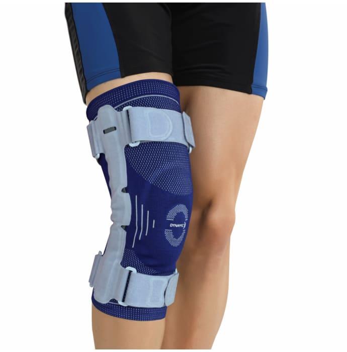 Genugrip HB Hinged Knee Brace M Left