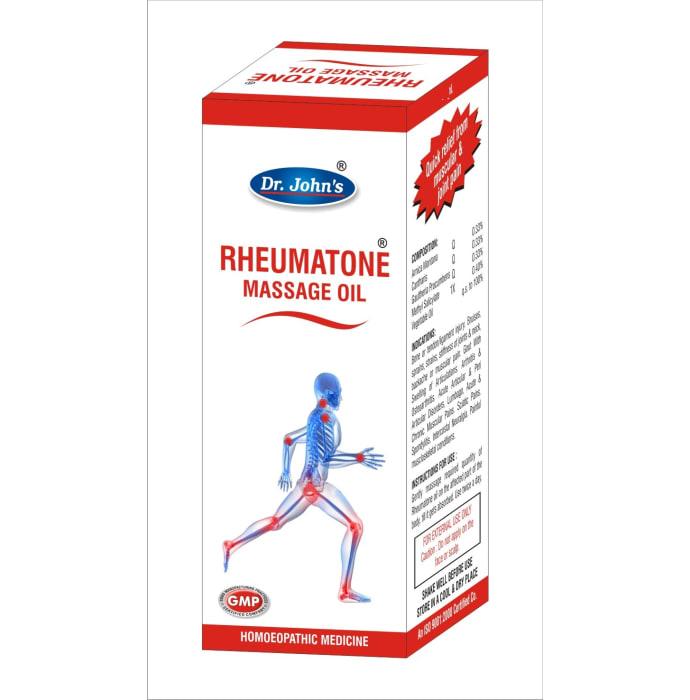 Dr. Johns Rheumatone Massage Oil