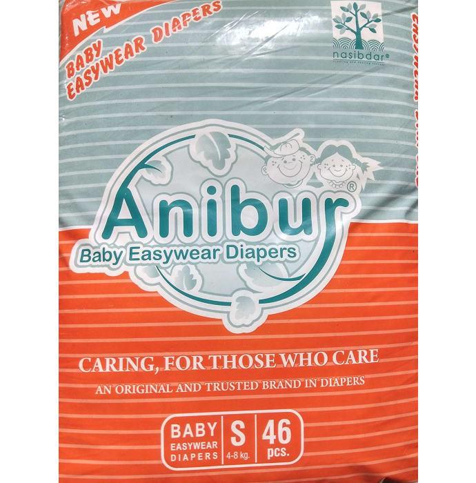 Anibur Baby Easywear Diaper S