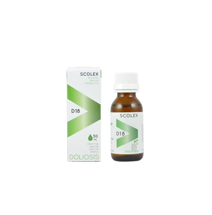 Doliosis D18 Scolex Drop