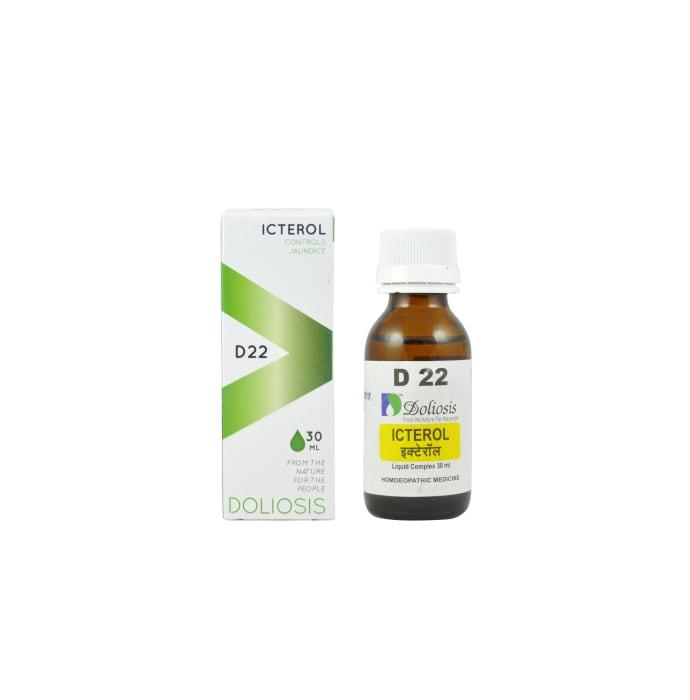 Doliosis D22 Icterol Drop