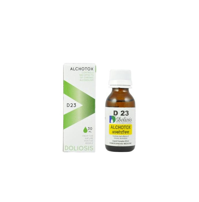 Doliosis D23 Alchotox Drop