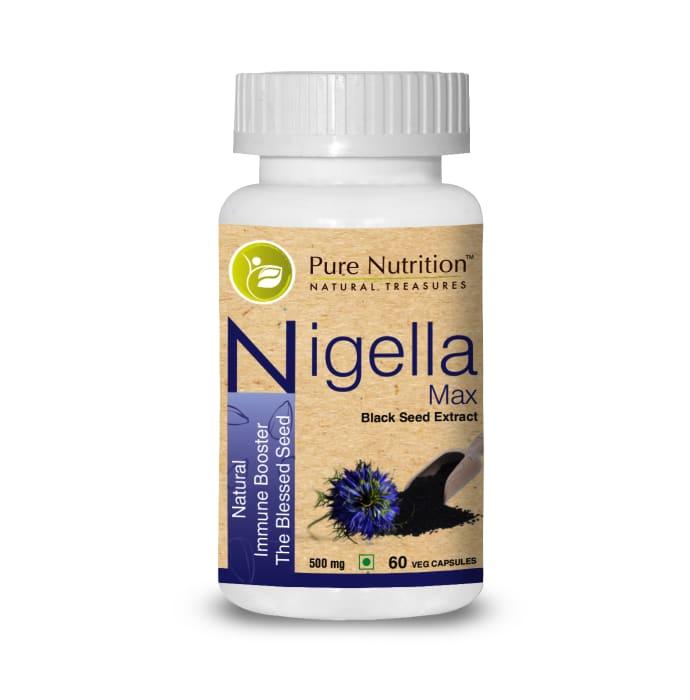 Pure Nutrition Nigella Max Capsule