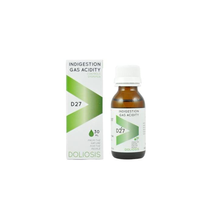 Doliosis D27 Gas Acidity Drop