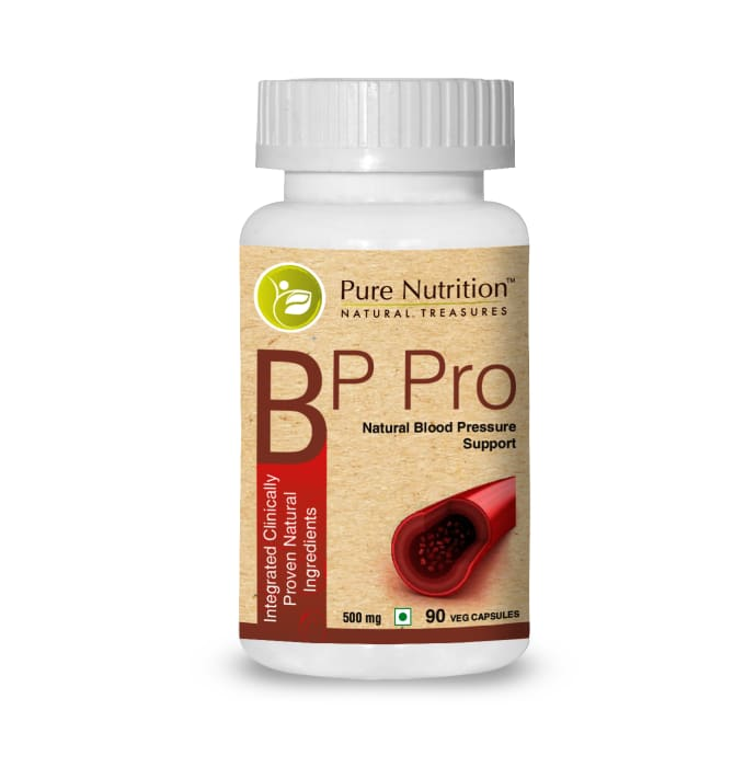 Pure Nutrition BP Pro Management Capsule