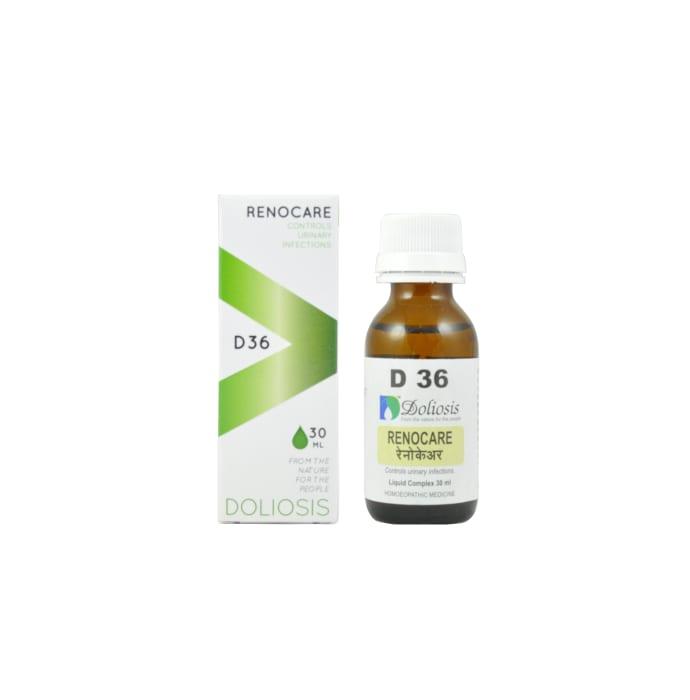 Doliosis D36 Renocare Drop
