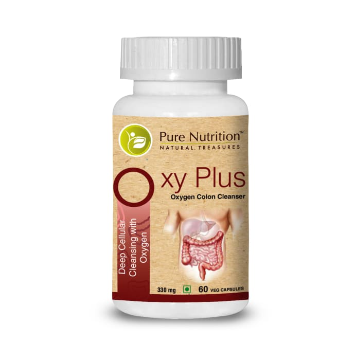 Pure Nutrition Oxy Plus Capsule