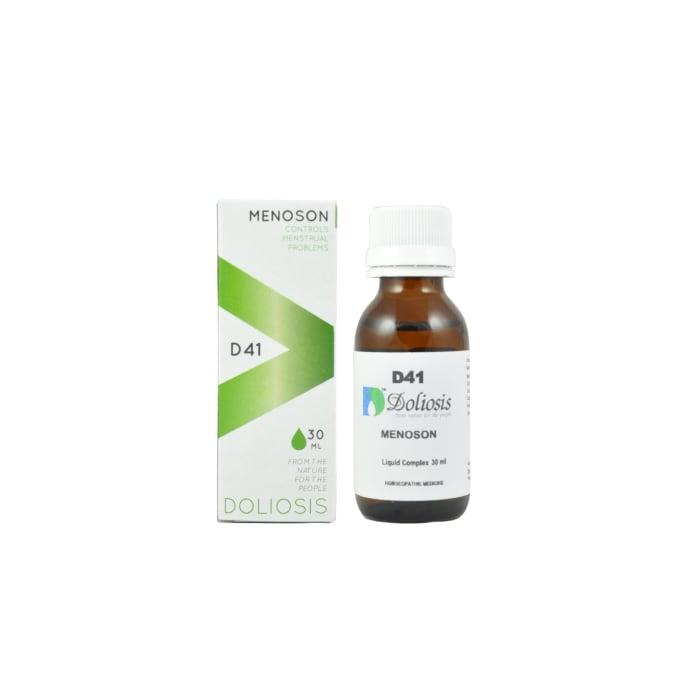 Doliosis D41 Menoson Drop
