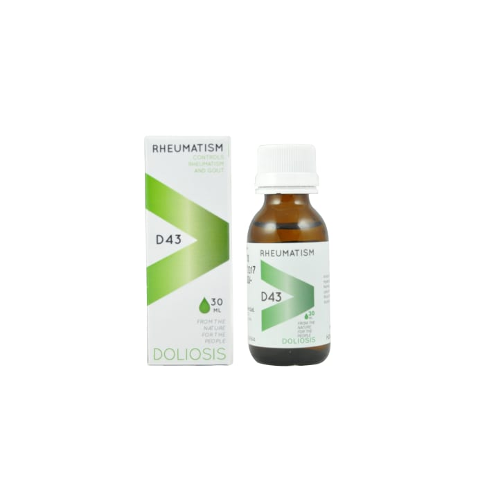 Doliosis D43 Rheumatism Drop