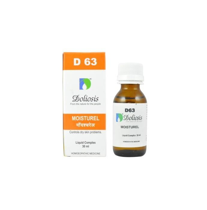 Doliosis D63 Moisturel Drop