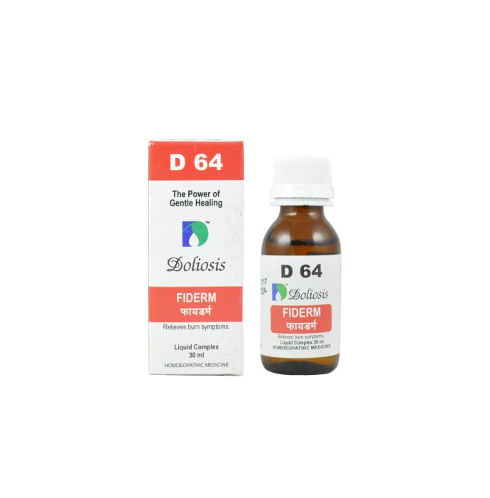 Doliosis D64 Fiderm Drop