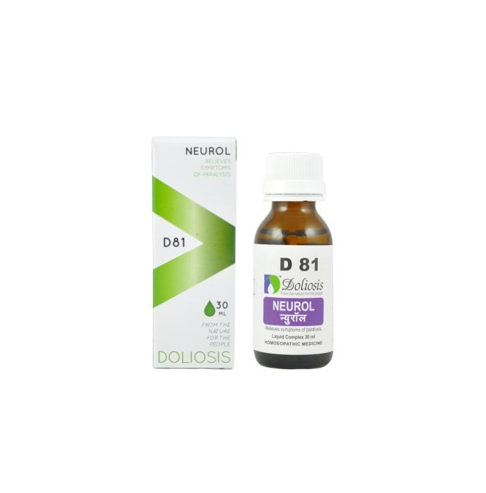 Doliosis D81 Neurol Drop