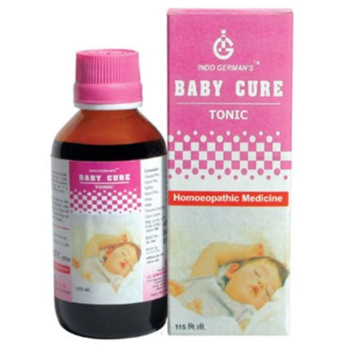Indo Germans Baby Cure Tonic