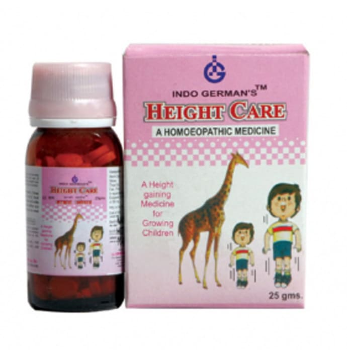 Indo Germans Height Care Tablet