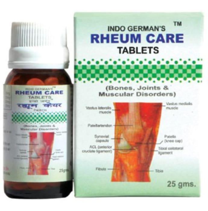 Indo Germans Rheum Care Tablet