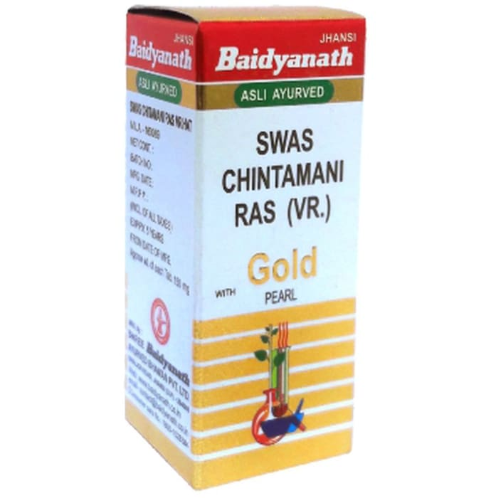 Baidyanath Swas Chintamani Ras (Vr)