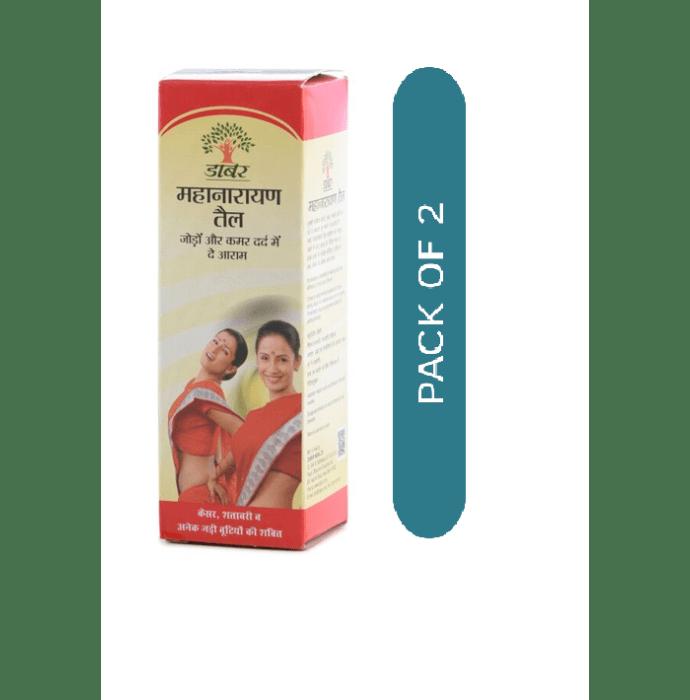 Dabur Maha Narayan Tail Pack of 2