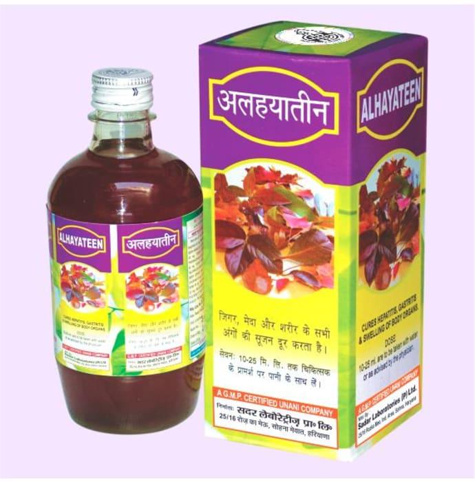Sadar Alhayateen Syrup
