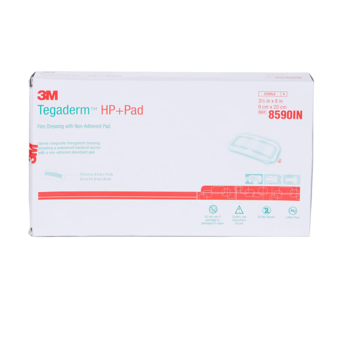 3M Tegaderm HP+ Pad 8590IN