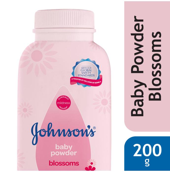 Johnsons Baby Powder Blossoms
