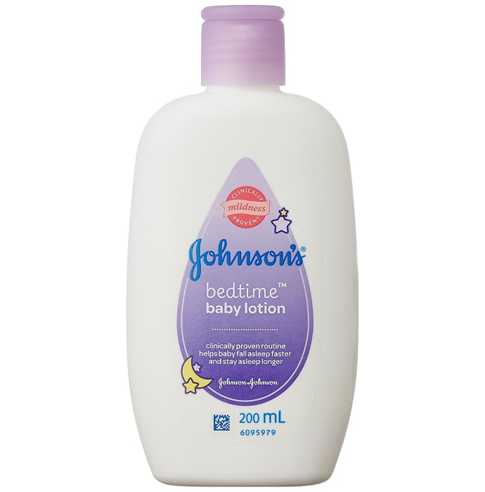 Johnsons Bedtime Baby Lotion