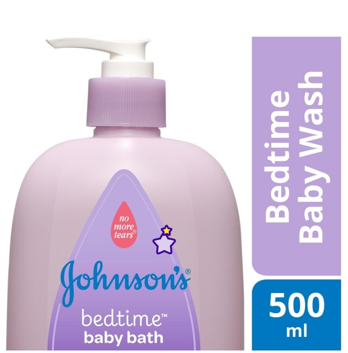 Johnsons Baby Bedtime Bath