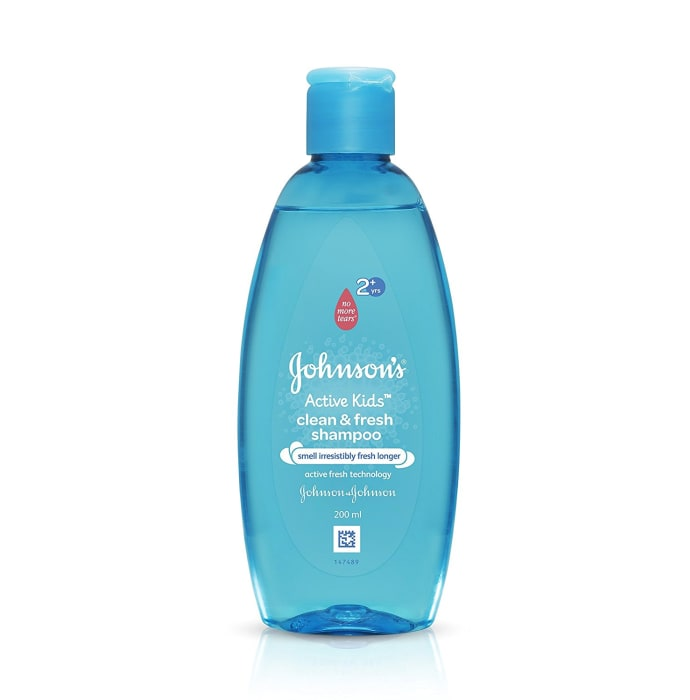 Johnsons Active Kids Clean & Fresh Shampoo
