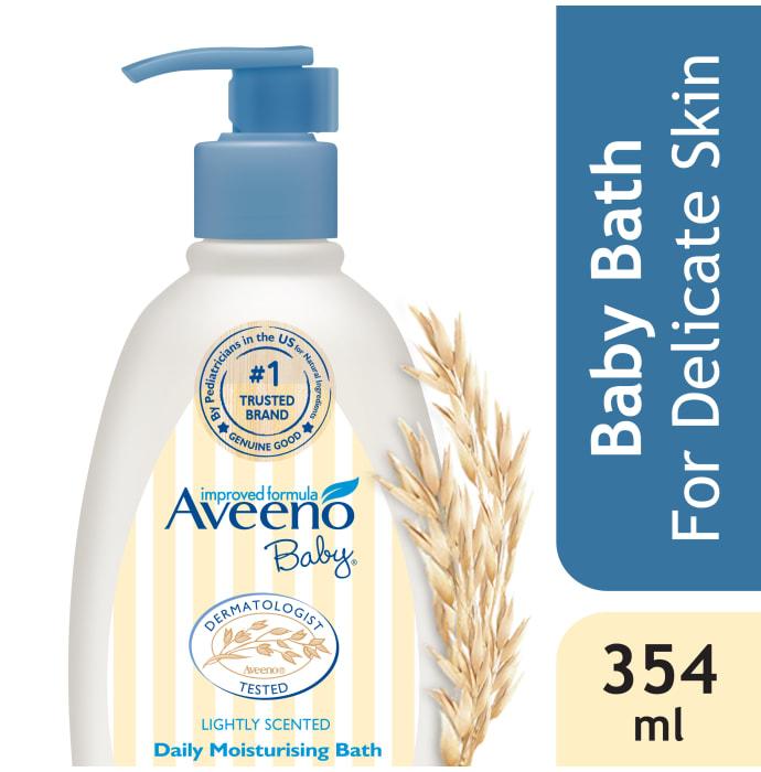 Aveeno Baby Daily Moisturising Bath