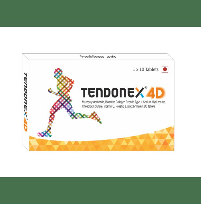 Tendonex 4D Tablet